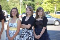 Life is All About Family: 8th Grade Celebration Dance