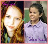 Jaavi!  : Versus Miley Cyrus v/s Selena Gomez!:)
