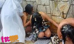 WTF News Readers: Korean students naked celebrate graduation