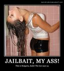 Jailbait Posters  motivational poster