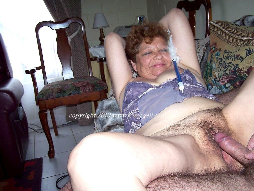 Oma Hairy