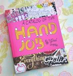 hand job a catalog of type by michael perry is