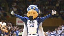 Mascots in Review: Duke University's Blue Devil