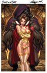 Sexy, Naughty & Slutty Disney Princess Comic Book Characters