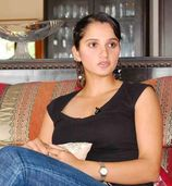 Bollywood Album: sania mirza blue film best2008 photos3