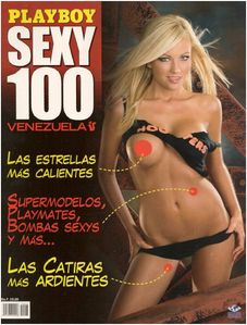Playboy+Sexy+100+Girls+Magazine+Venezuela jpg