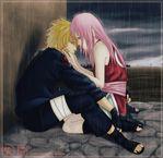 Anime Pictures: naruto dan sakura