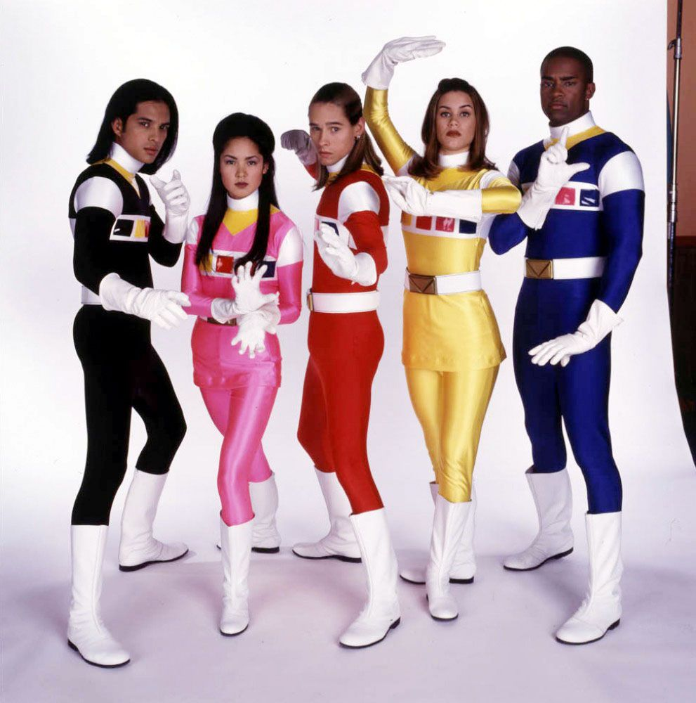 Power Rangers Miracle Force