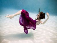 Alix Malka and Bruno Dayan are all trained underwater photographers