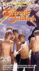 The Genesis Children (1972) | Boy Cover