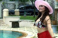 Bella Saphira Hot Bikini