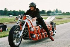 collection of really weird and unusual bikes from around the world