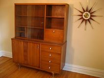 flatout design: Keller china hutch/credenza