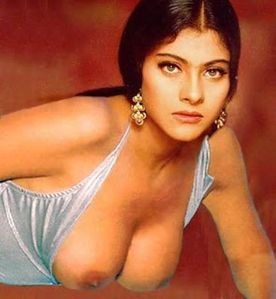 Enjoy The Life: Nude Kajol