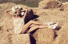 Of The Minute: Vogue Nippon: The Farmer's Daughter