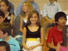 Seven Swans a Swimming: 5th Grade Graduation
