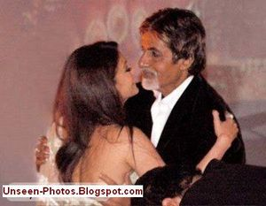 Aishwarya & Amitabh Bachchan Hugging Exposed – Unseen Photos