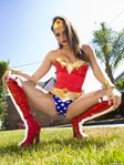 : The Futuristic Samurai DJ: Tori Black to Star in Wonder Woman XXX
