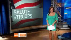 robin meade swimsuit anchor
