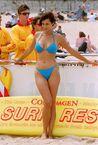 Upskirt Celebs: Catherine Bell in a bikini