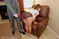 Best Spanking Blogs: Michaela McGowen  College Discipline