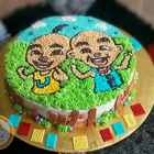 Kek Upin Ipin |HoneyzDelights