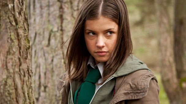 19 Year Old Aimee Kelly Stars As Maddy Smith. Aimee (represented By