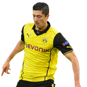 Robert Lewandowski 34