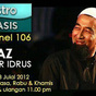 Kemah Keming Ustaz Azhar Idrus di Astro Oasis di Tunda