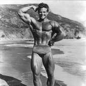 Fitness P90x Hydroxycut And Arnold There Was Steve Reeves