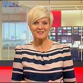 The Hair Reviewer - Celebrity Hair Styles, Newsreader Haircuts