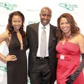 Candice Cook, Len Burnett, & Cheryl Joyner
