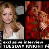 Spain: Exclusive Interview!: TUESDAY KNIGHT [english Version