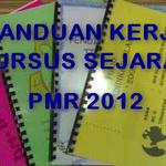 Panduan Dan Contoh Folio Kerja Kursus Sejarah PMR 2012