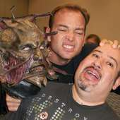JEEPERS CREEPERS REUNION: Jonathan Breck A Man Behind The Mask.