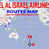 Civil Aviation: Flight Schedule El Al Israel Airlines