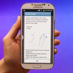 Ciri Smart Scroll Galaxy S4