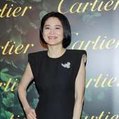 Favorite Hong Kong Actresses: Brigitte Lin In Hong Kong For Cartier