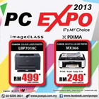 PC Expo 2013 @ Mid Valley, KL (24 - 26 May 2013) |        Events nonstop