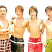 KATTUN - Japanese Boy Band 's Shirtless Photo Gallery 4