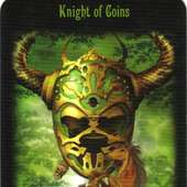 Of The Universe!: Intuitive Tuesday -- Knight Of Coins (Pentacles