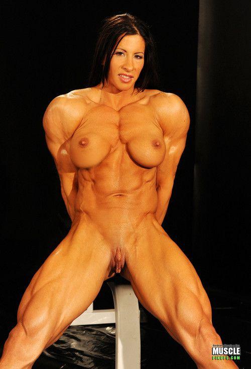 Angela Salvagno 06 Female Bodybuilder
