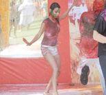 Holi Hot Wet Girls Pictures 2013 | 5abi Songs,Latest Punjabi Music