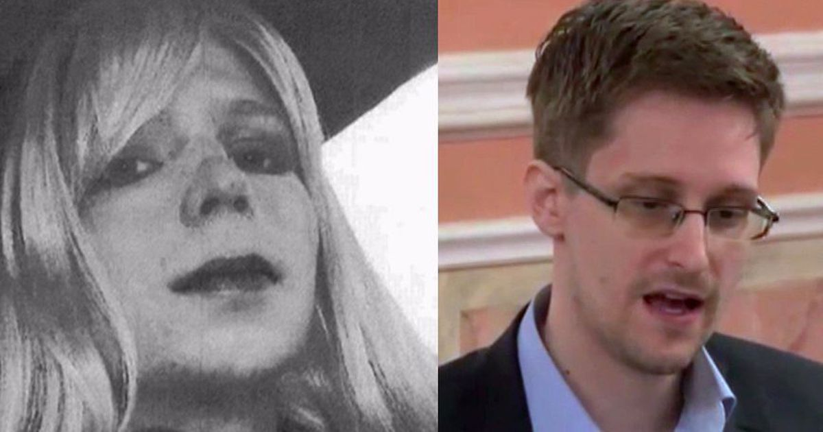 Here's the difference between Chelsea Manning's case and Edward Snowden's