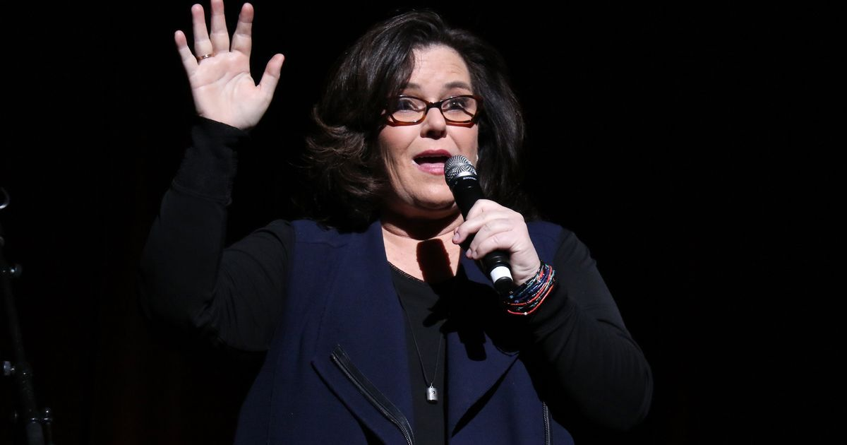 The internet wants Rosie O'Donnell to play Steve Bannon on 'SNL'...and she's into it