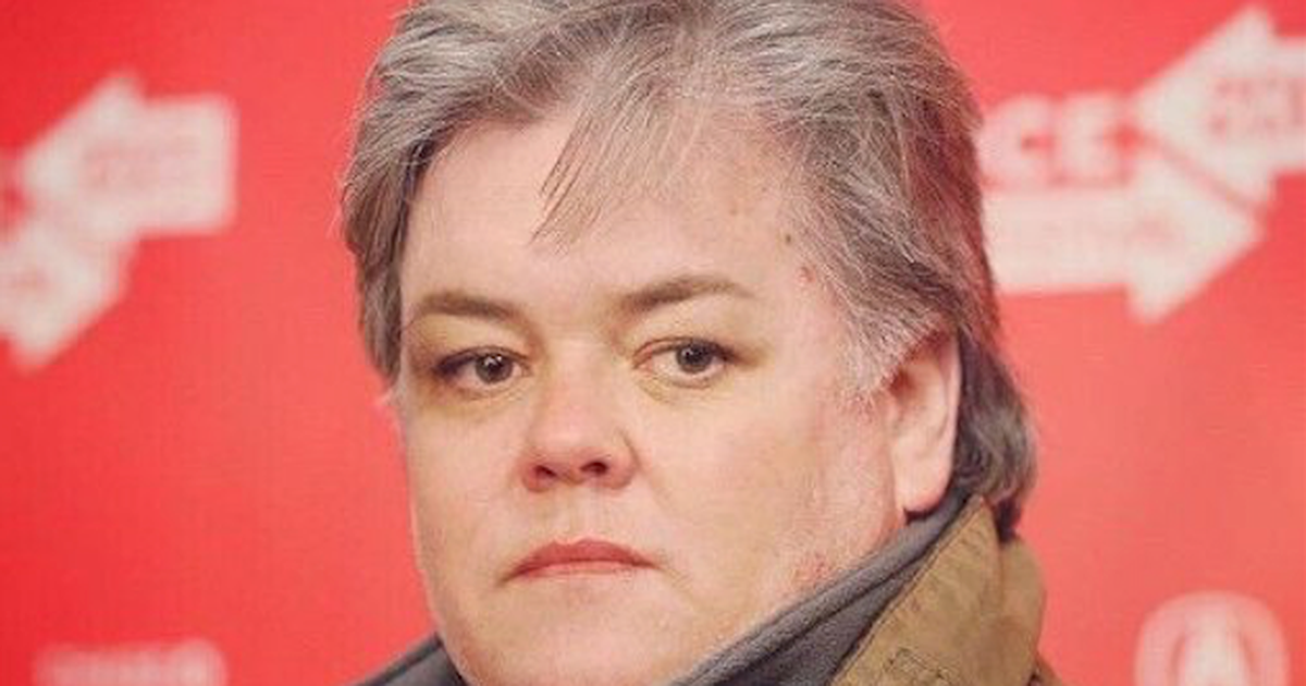 This photo is why Rosie O'Donnell absolutely has to play Steve Bannon on 'SNL'