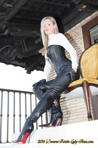 summer_sun_leather_naked_Lady_Ann - Lady Ann - ernest92 - Photos