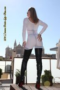 Fetish Lady Ann Vith Overknee Boots Picture Image And Filmvz Portal