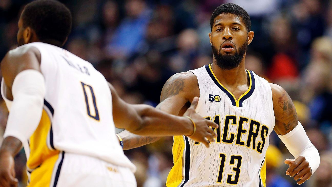 Sources: Pacers reach out to Cavs about possible Paul George deal - ESPN