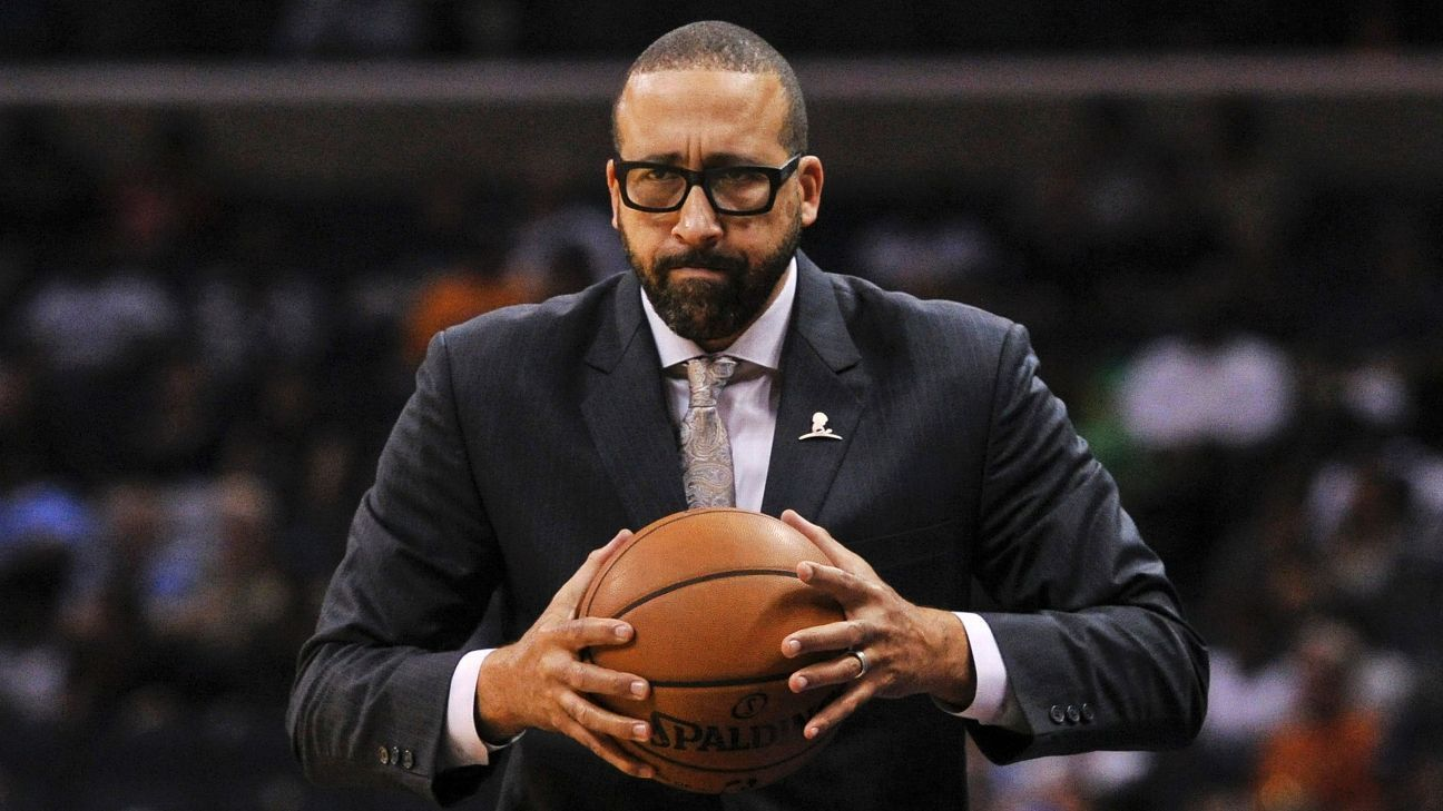 Griz's Fizdale blasts officiating of loss to Spurs - ESPN